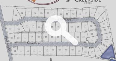 Baylee Estates Site Plan Thumbnail