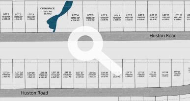 Huston Place Site Plan Thumbnail