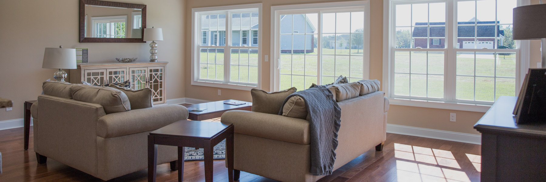 Home building process new homes for sale in conway for Home building process